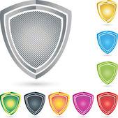 Logo Wappen Sammlung Sicherheit