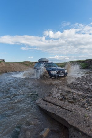 Offroad 4x4 contest in Dobrogea