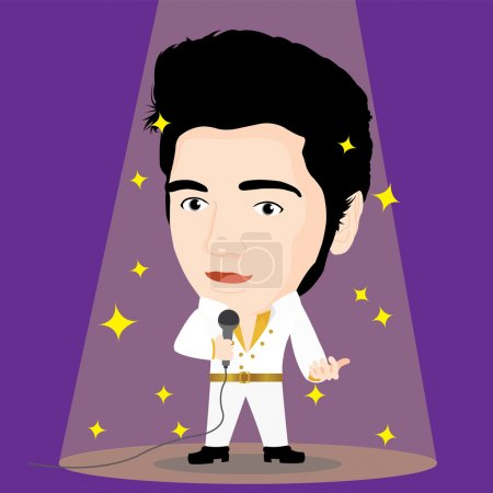 Character of Elvis Presley