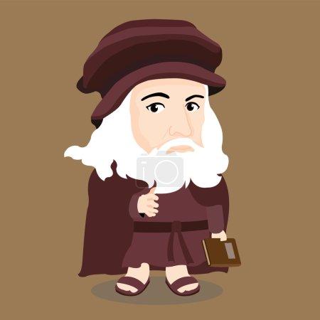 Character of Leonardo da Vinci