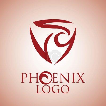 phoenix logo design