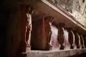 """Постер, картина, фотообои """"древние статуи Помпеи"""""""