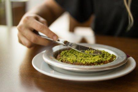 Kunefe / Turkish Traditional Dessert