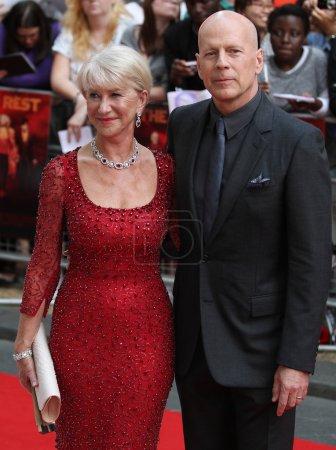 Poster: Bruce Willis Dame Helen Mirren