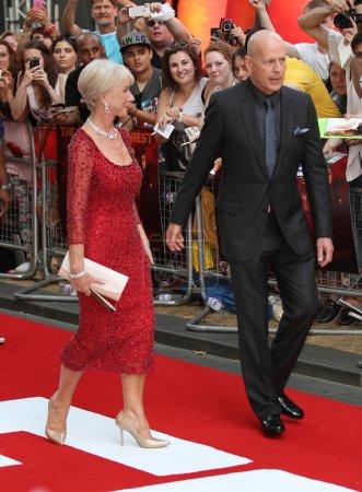 Bruce Willis Dame Helen Mirren