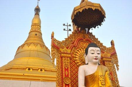 Global Vipassana temple Mumbai City