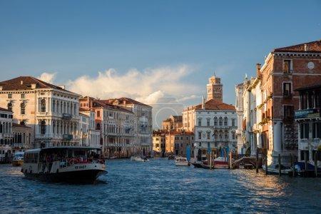 Photo pour Venise, Italie. Venise est une destination touristique populaire d'Europe - image libre de droit