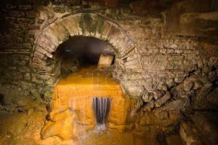 antique Roman Baths