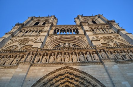 Notre Dame de Paris cathedral, Paris