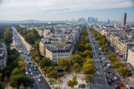 Foto de Champs elysees, París, Francia - Imagen libre de derechos