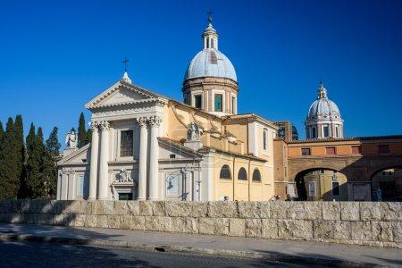 San Rocco Church in Rome