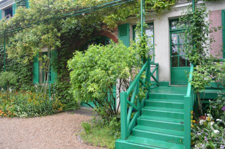 House of Monet in Giverny