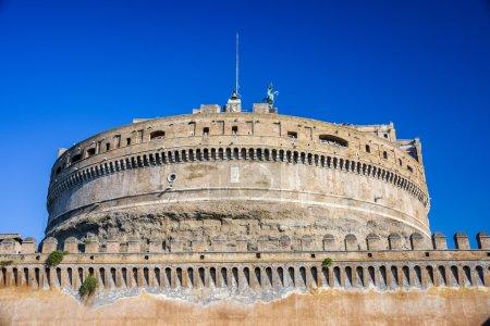 Sant'Angelo Castle in Rome