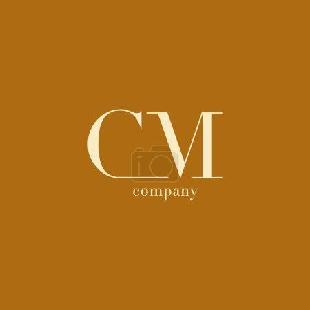 CM Letters Business Company Logo