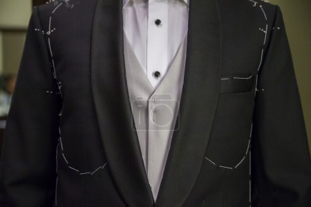 sewing Tuxedo suits