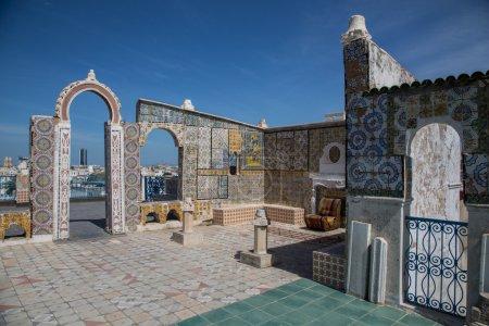 Rooftop in Medina de Tunis