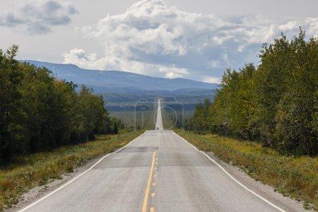 Road to nowhere,  Alaska